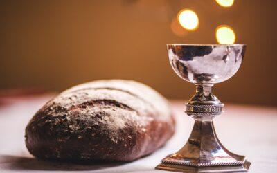 Why I Take Communion