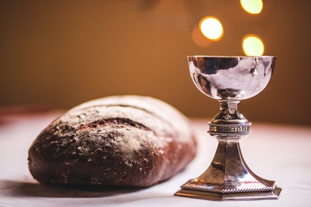 Why I Take Communion