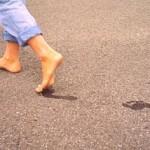 Praying with Feet