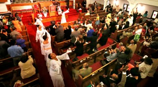 HuffPo BLACK-CHURCH