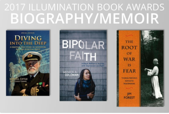 Bipolar Faith Receives 2017 Silver Illumination Book Award