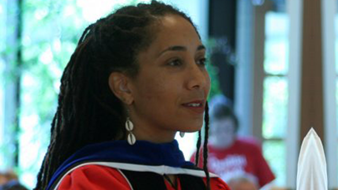 Inaugural Lecture at Claremont School of Theology