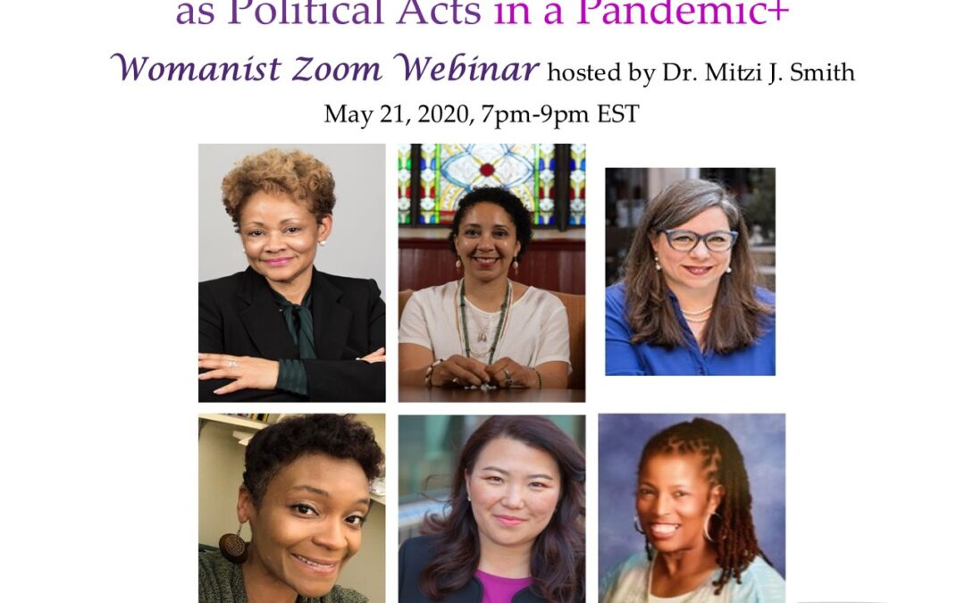Womanist Self-Care and Mental Health as Political Acts