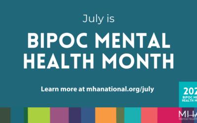 BLM + Mental Health + Memoir