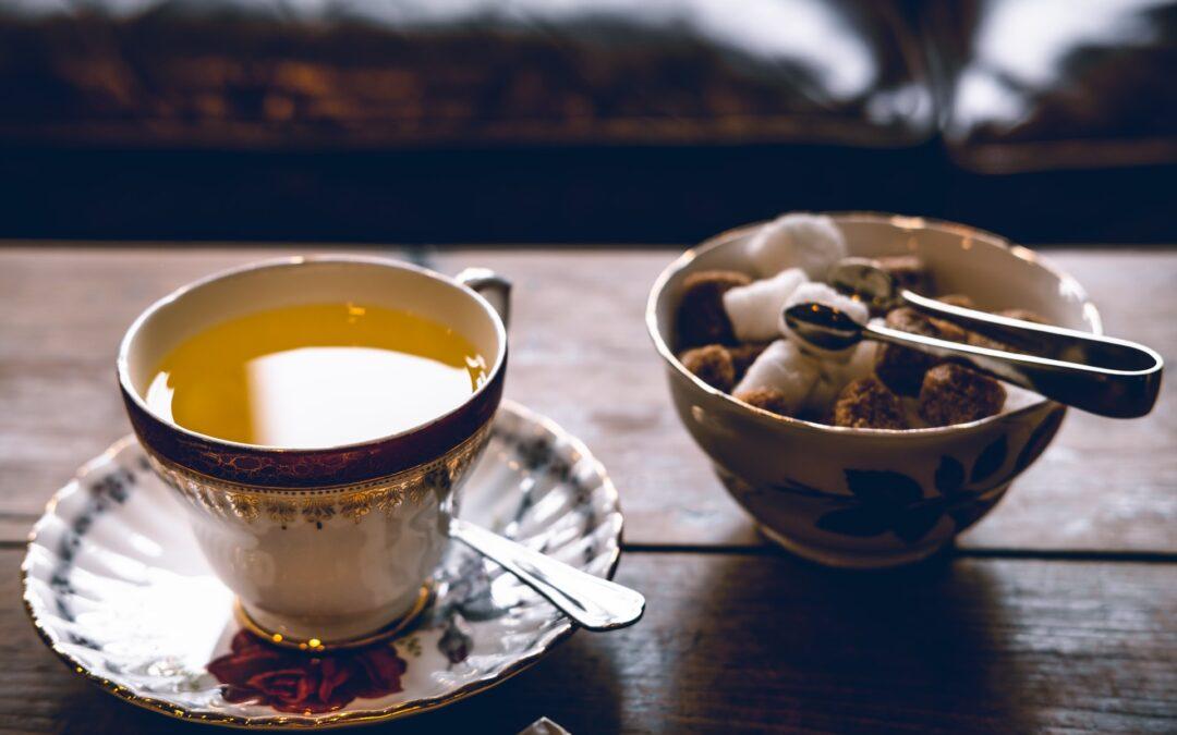 Cup of Tea Spiritual Practice