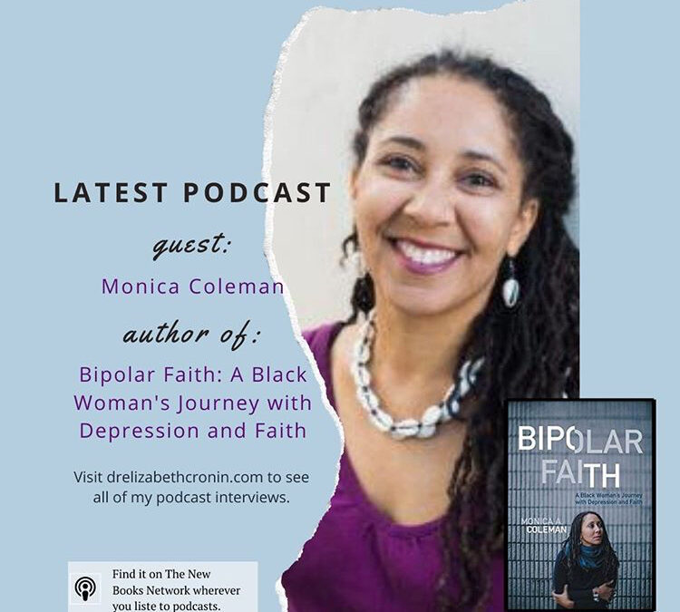 Talking Bipolar Faith on New Books Podcast